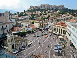 Афины и мнение о городе от самих греков